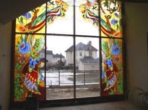Витражные (декоративные) плёнки в Симферополе