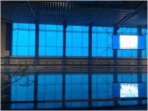 Пример оклейки защитной плёнкой в Симферополе, пр. Кирова